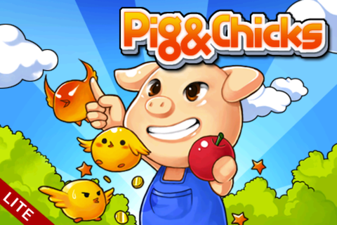 Screenshot Pig&Chicks Lite