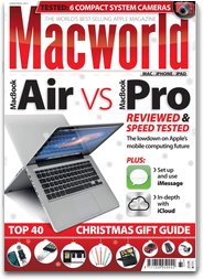 Macworld UK magazine